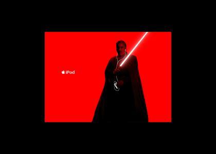 Star Wars iPod Ads: Round 3
