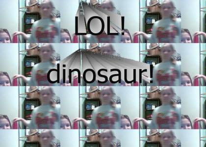 My Sister The Dinosaur