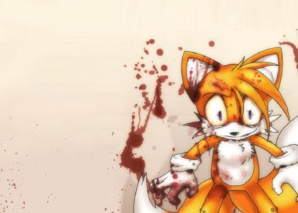 Don West Can't Believe Tails