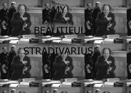 MY STRADIVARIUS!