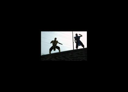 RL Mortal Kombat