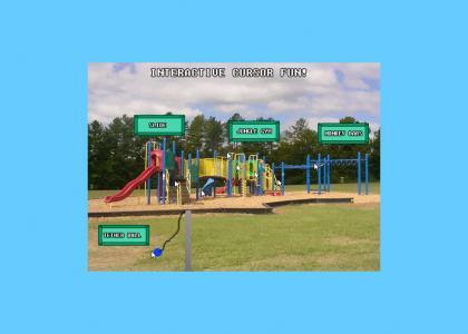 Interactive Cursor Playground!