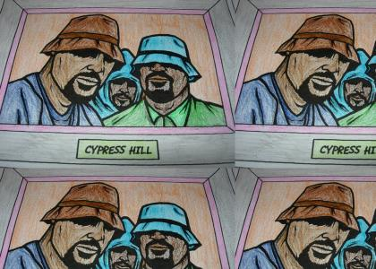 Cypress Hill Colored