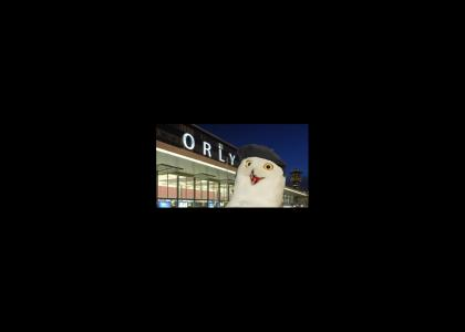 O RLY travels to France