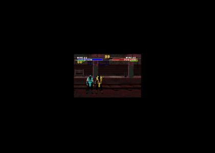 Mortal Kombat: Why Cant We Be Friends?