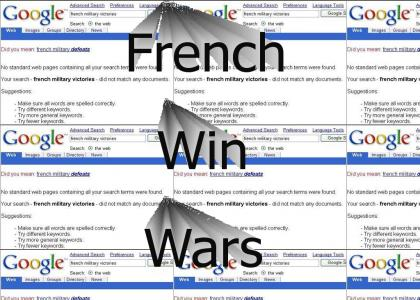 The French Are Victorious!
