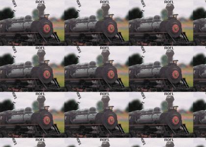 ROFL Collision: Rofl train vs Neo the Tank Engine