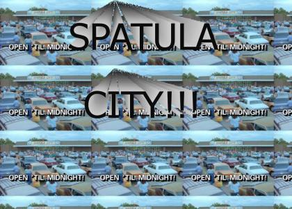 SPATULA CITY