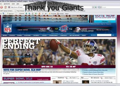New York Giants: TRUE NFL Heroes