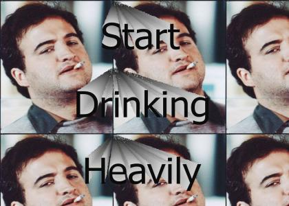 John Belushi Gives Life Advice