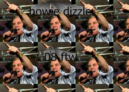 Howard Dean For Prizzle Muh Nizzle.