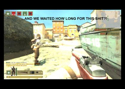 Valve fails at HDR