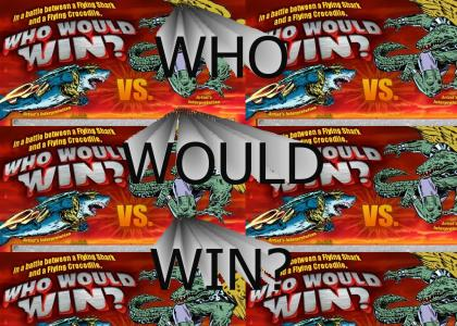 Epic Nature Battle! (Who would win?)