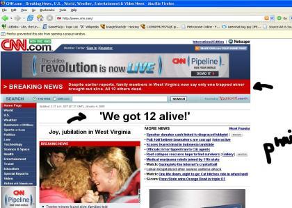 CNN Fails