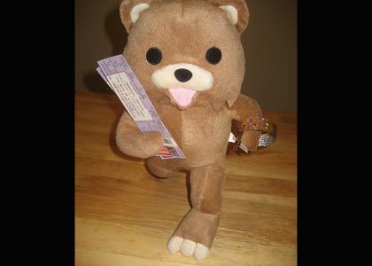 Pedo Bear's Got A Golden Ticket Day 2