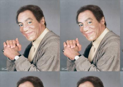 White Cosby Pokemon