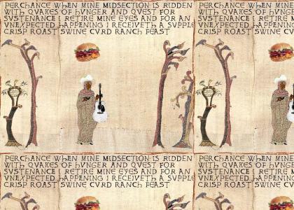 Medieval Tendercrisp Bacon Cheddar Ranch
