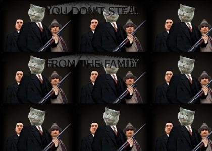 YTMND - You don't steal from the family