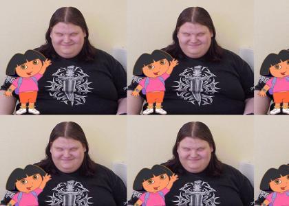 Dora asks