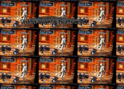 Soul Calibur - Voldo wants buttsechs!