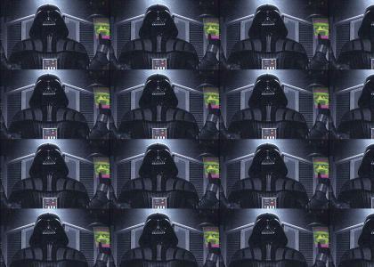Vader Gets Spoilt