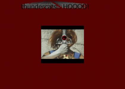 thunder...THUNDER...