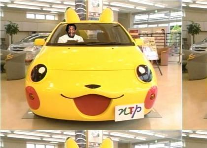 Cosby Car