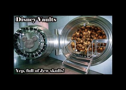 Inside the Disney vault...