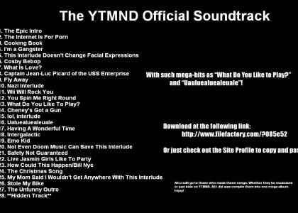 The Complete YTMND OST