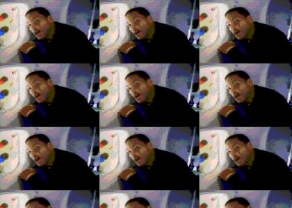 will smith says uh what woo and haha a lot