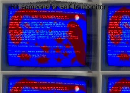 What to do when Blue Screen Of Death appear