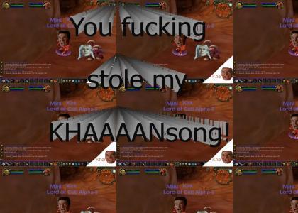 KHANTMND: Khan is serious business!