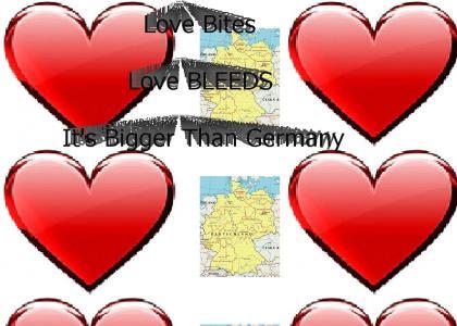 It's Bigger Than Germany!