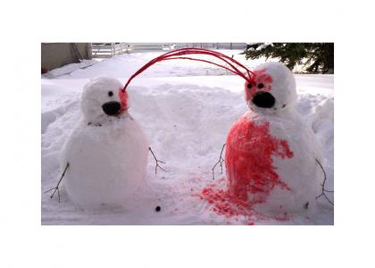 Rejected Snowmen