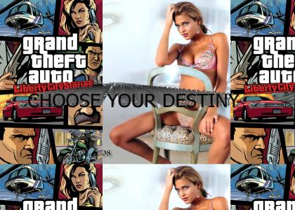 Grand Theft Auto : Liberty City Stories Versus Sex