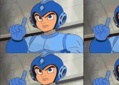Megaman says Differently
