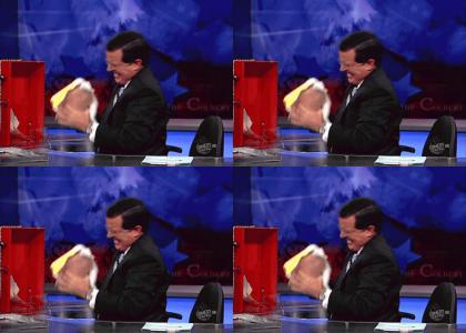 Pour Some Sugar on Colbert!