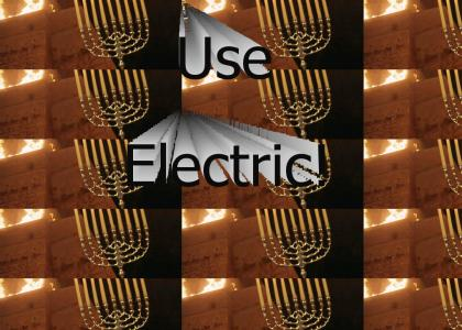 Be Smart About Fire Safety This Hanukkah