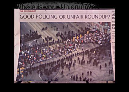 Unfair Police