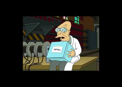 Hurry, Back To Universe A!