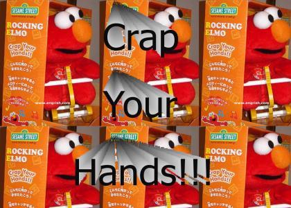 Japanese Elmo Fails at Life