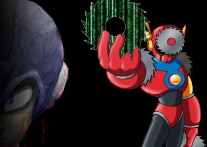 Metal Morpheus Man