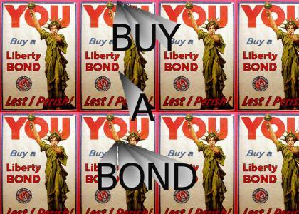 Buy A Bond!