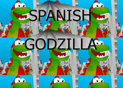 Spanish Godzilla