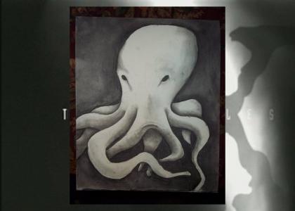Spooky Shan Octopus