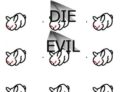 Evil White Rabbits