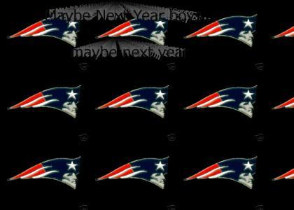 Maybe Next Year..