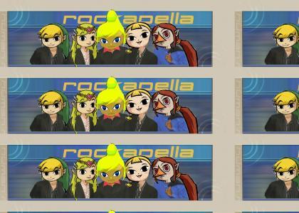 Zelda: Wind Waker - A Capella