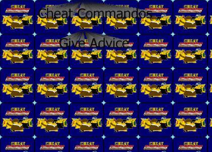 Cheat Commandos Rap