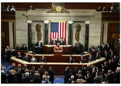 Scott Steiner Addresses Congress